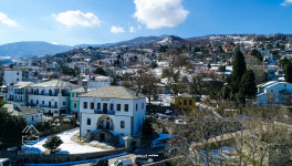 Zagora is the most beautiful village of Pelion