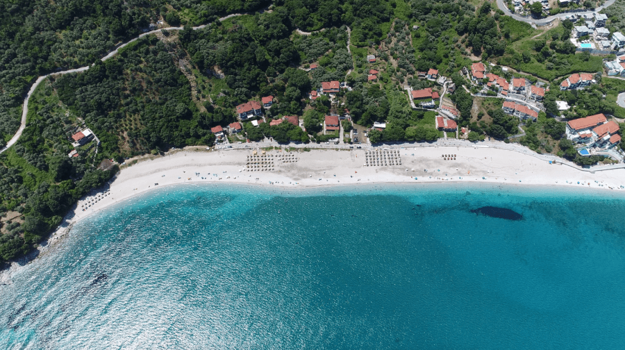 Pelion holiday beaches hotels hostels