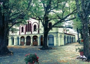 Mouresi Chapels and Churches of Pelion